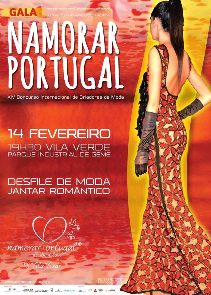 cartaz gala namorar portugal 2017