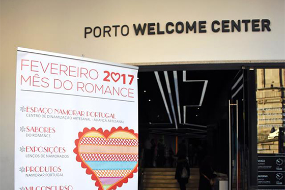 Porto welcome center