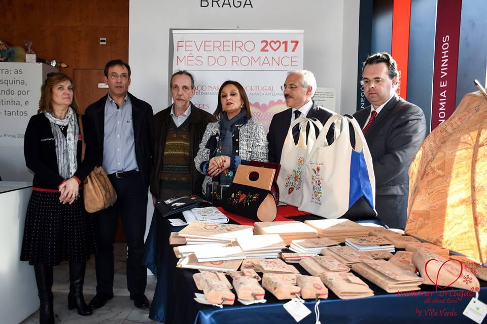 loja interativa de Braga