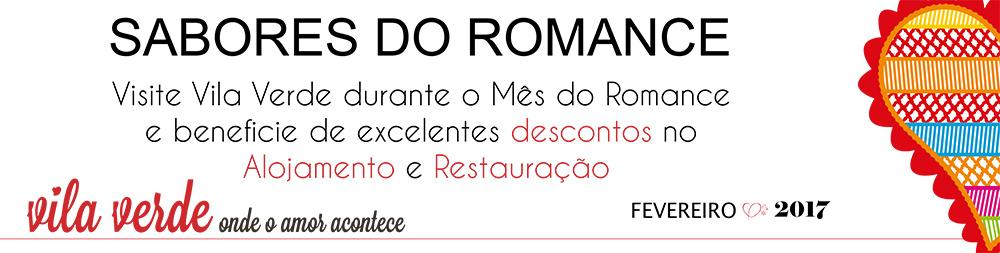 banner sabores do romance