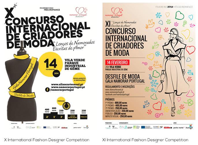 Concurso Internacional de Moda - 2013