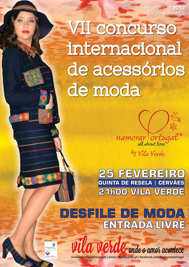 cartaz concurso acessorios de moda