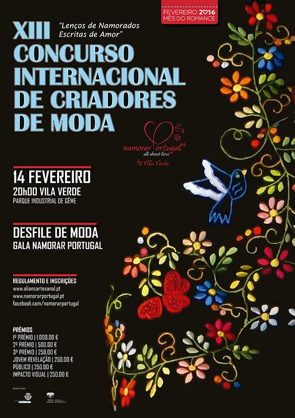 XIII Concurso Int. Criadores Moda