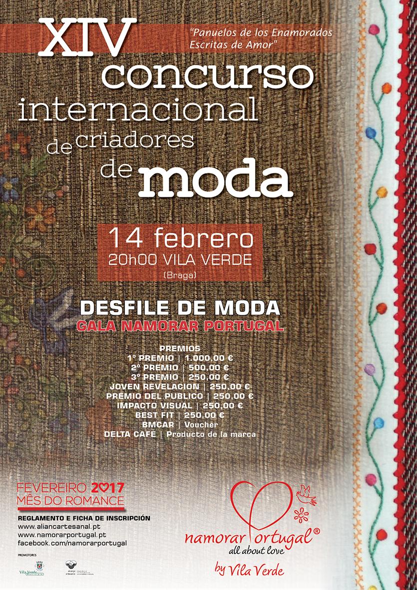concurso internacional de criadores de moda